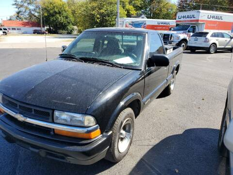 2000 Chevrolet S-10 for sale at Cartraxx Auto Sales in Owensboro KY