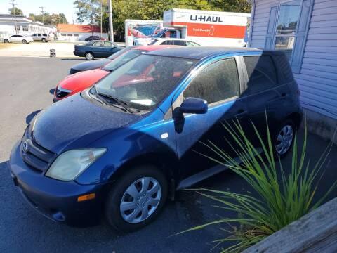 2005 Scion xA for sale at Cartraxx Auto Sales in Owensboro KY