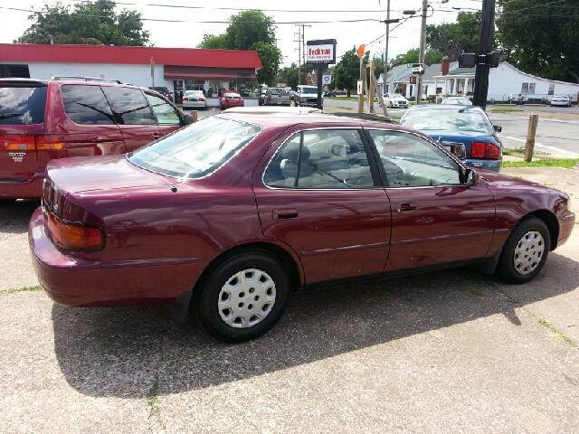 1996 toyota camry le engine