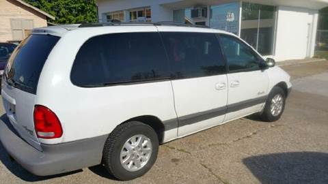 1999 Plymouth Grand Voyager for sale at Cartraxx Auto Sales in Owensboro KY