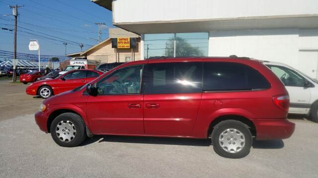 2003 Chrysler Town and Country for sale at Cartraxx Auto Sales in Owensboro KY