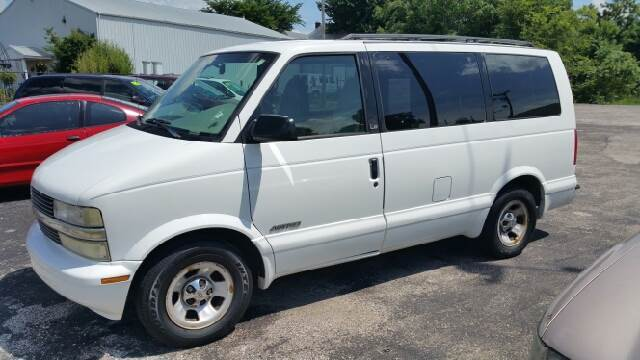 1997 Chevrolet Astro for sale at Cartraxx Auto Sales in Owensboro KY