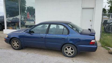 1997 Toyota Corolla for sale at Cartraxx Auto Sales in Owensboro KY