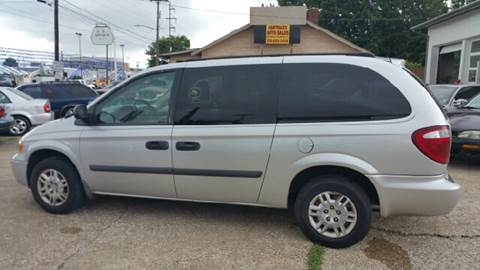2005 Dodge Grand Caravan for sale at Cartraxx Auto Sales in Owensboro KY