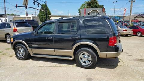 2002 Ford Explorer for sale at Cartraxx Auto Sales in Owensboro KY