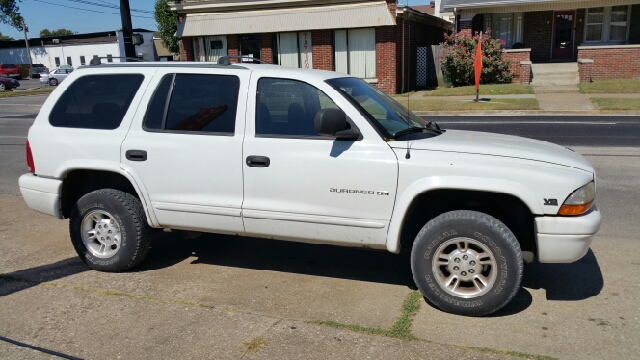 1998 Dodge Durango for sale at Cartraxx Auto Sales in Owensboro KY