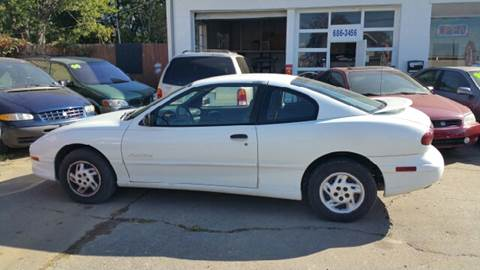 1998 Pontiac Sunfire for sale at Cartraxx Auto Sales in Owensboro KY