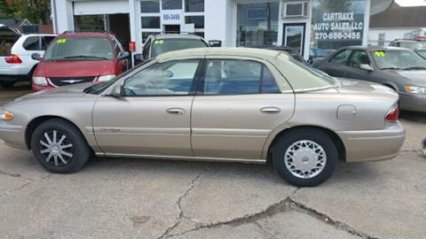 1999 Buick Century for sale at Cartraxx Auto Sales in Owensboro KY