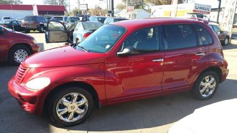 2004 Chrysler PT Cruiser for sale at Cartraxx Auto Sales in Owensboro KY