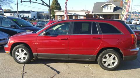 2005 Chrysler Pacifica for sale at Cartraxx Auto Sales in Owensboro KY