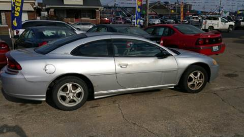 2001 Dodge Stratus for sale at Cartraxx Auto Sales in Owensboro KY