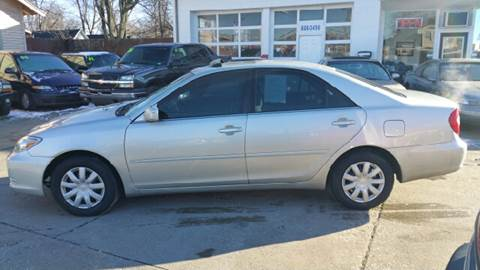 2002 Toyota Camry for sale at Cartraxx Auto Sales in Owensboro KY