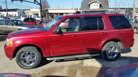 2004 Ford Explorer for sale at Cartraxx Auto Sales in Owensboro KY