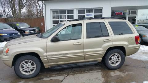 2000 Jeep Grand Cherokee for sale at Cartraxx Auto Sales in Owensboro KY