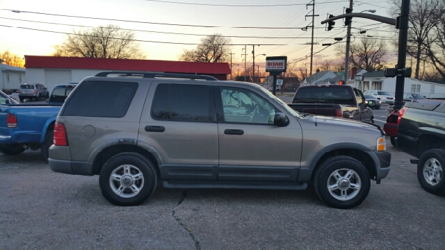 2003 Ford Explorer for sale at Cartraxx Auto Sales in Owensboro KY