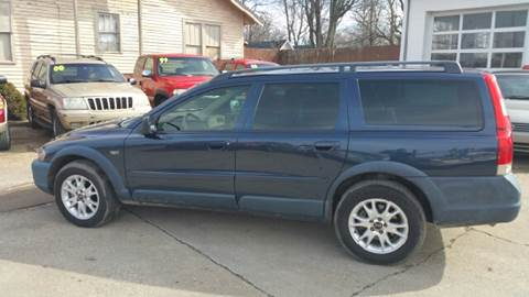 2004 Volvo XC70 for sale at Cartraxx Auto Sales in Owensboro KY