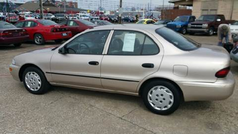 1994 GEO Prizm for sale at Cartraxx Auto Sales in Owensboro KY