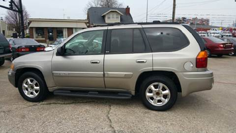 2003 GMC Envoy for sale at Cartraxx Auto Sales in Owensboro KY