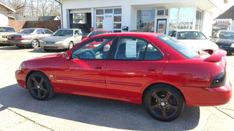 2003 Nissan Sentra for sale at Cartraxx Auto Sales in Owensboro KY