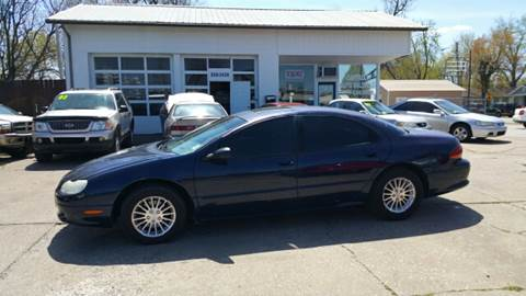 2004 Chrysler Concorde for sale at Cartraxx Auto Sales in Owensboro KY