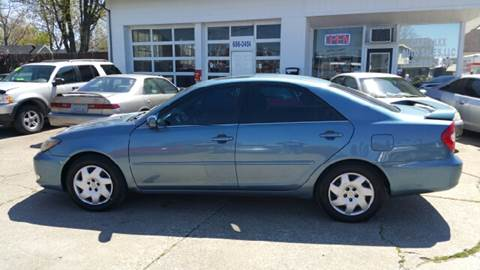 2004 Toyota Camry for sale at Cartraxx Auto Sales in Owensboro KY