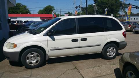 2001 Dodge Caravan for sale at Cartraxx Auto Sales in Owensboro KY