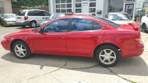 2003 Oldsmobile Alero for sale at Cartraxx Auto Sales in Owensboro KY