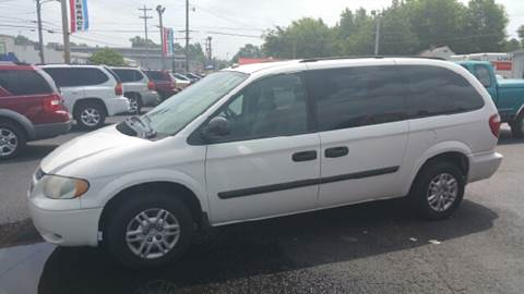 2006 Dodge Grand Caravan for sale at Cartraxx Auto Sales in Owensboro KY