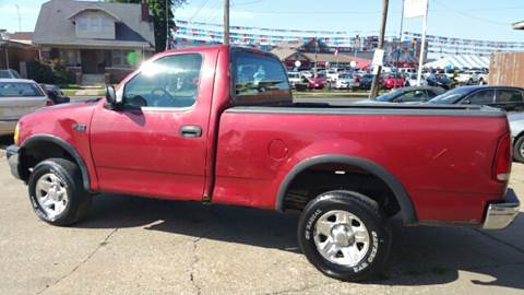 1999 Ford F-150 for sale at Cartraxx Auto Sales in Owensboro KY