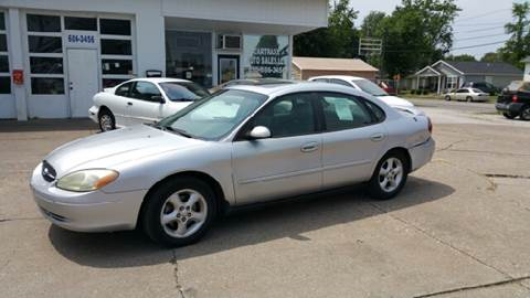 2001 Ford Taurus for sale at Cartraxx Auto Sales in Owensboro KY