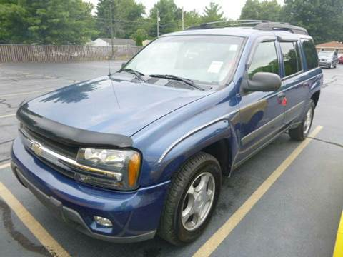 2005 Chevrolet TrailBlazer EXT for sale at Cartraxx Auto Sales in Owensboro KY
