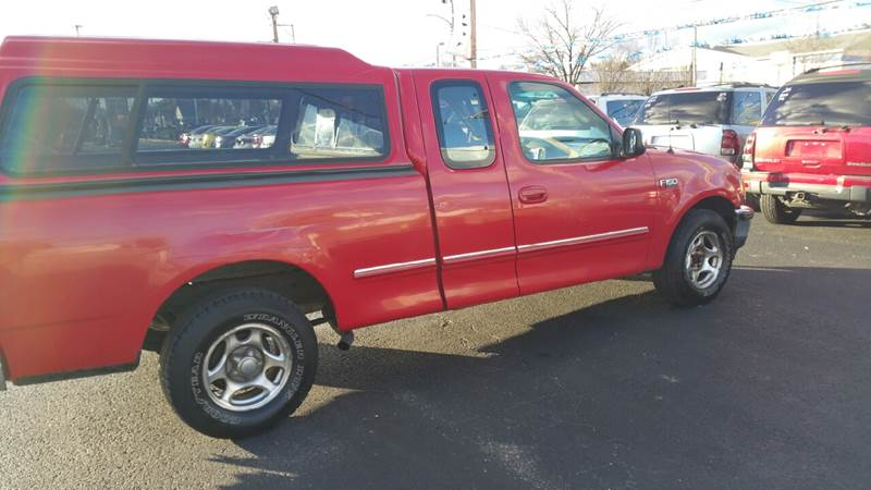 1997 Ford F-150 3dr XLT Extended Cab SB - Owensboro KY