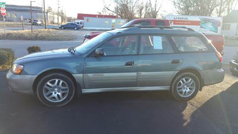 2001 Subaru Outback for sale in Owensboro, KY