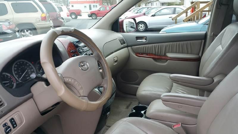 2004 Toyota Sienna XLE Limited 7-Passenger 4dr Mini-Van - Owensboro KY
