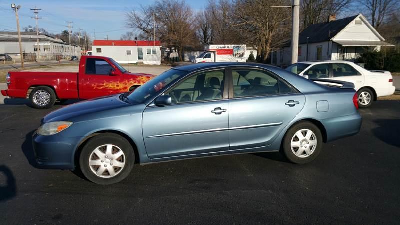 2003 Toyota Camry LE 4dr Sedan - Owensboro KY