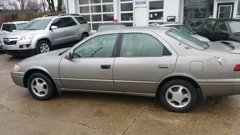1998 Toyota Camry LE 4dr Sedan - Owensboro KY