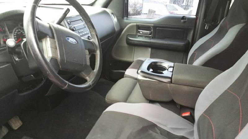 2005 Ford F-150 4dr SuperCrew FX4 4WD Styleside 5.5 ft. SB - Owensboro KY