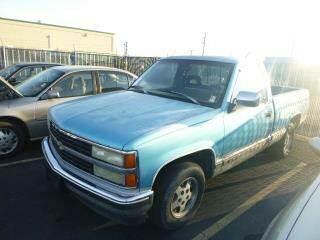 1993 Chevrolet C/K 1500 Series 2dr C1500 Silverado Standard Cab SB - Owensboro KY