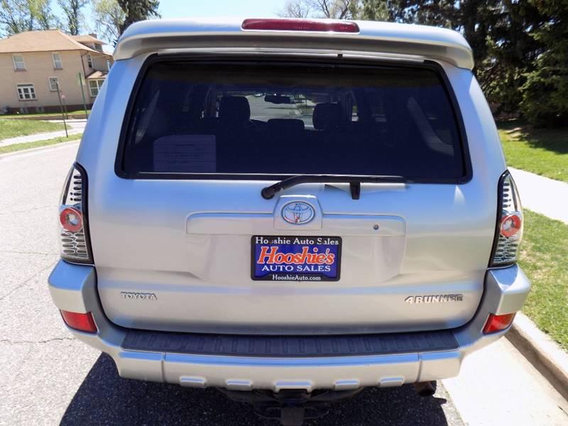 2004 Toyota 4Runner Limited 4WD 4dr SUV - Denver CO