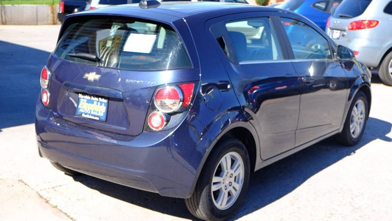 2016 Chevrolet Sonic LT Auto 4dr Hatchback - Englewood CO