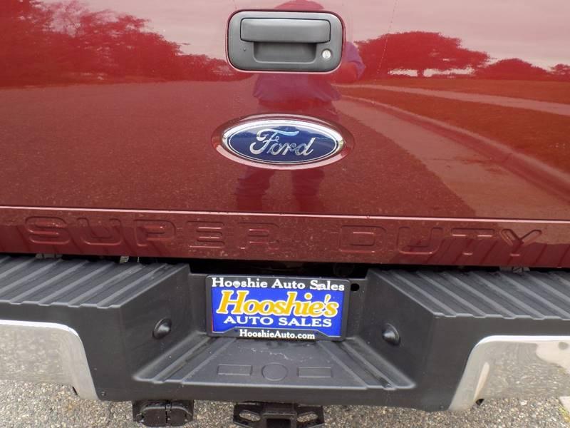 2011 Ford F-250 Super Duty 4x4 XLT 2dr Regular Cab 8 ft. LB Pickup - Denver CO