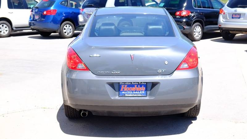 2008 Pontiac G6 GT 2dr Coupe - Englewood CO