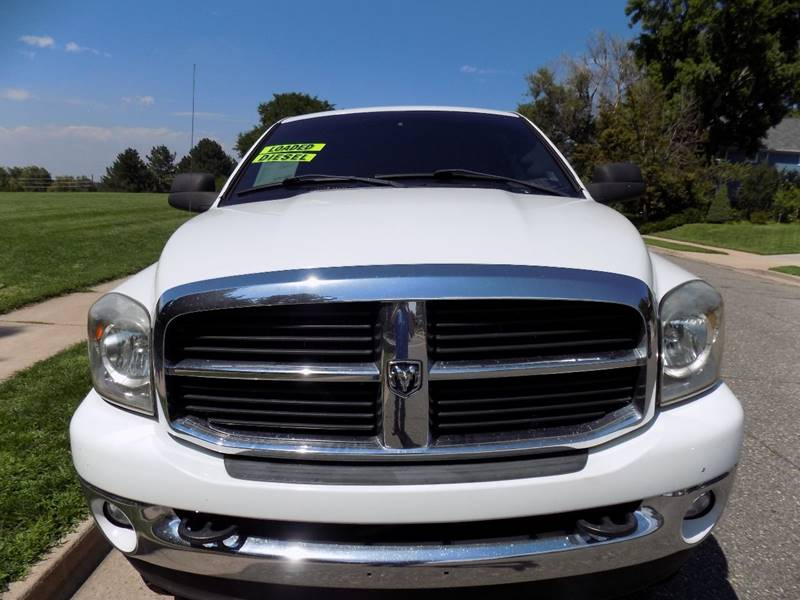 2006 Dodge Ram Pickup 2500 Laramie 4dr Mega Cab 4WD SB - Denver CO