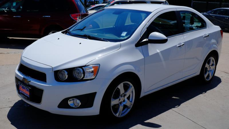 2012 Chevrolet Sonic LTZ 4dr Sedan w/2LZ - Englewood CO