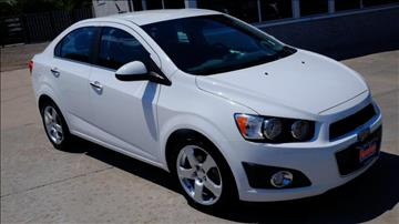 2012 Chevrolet Sonic for sale in Englewood, CO
