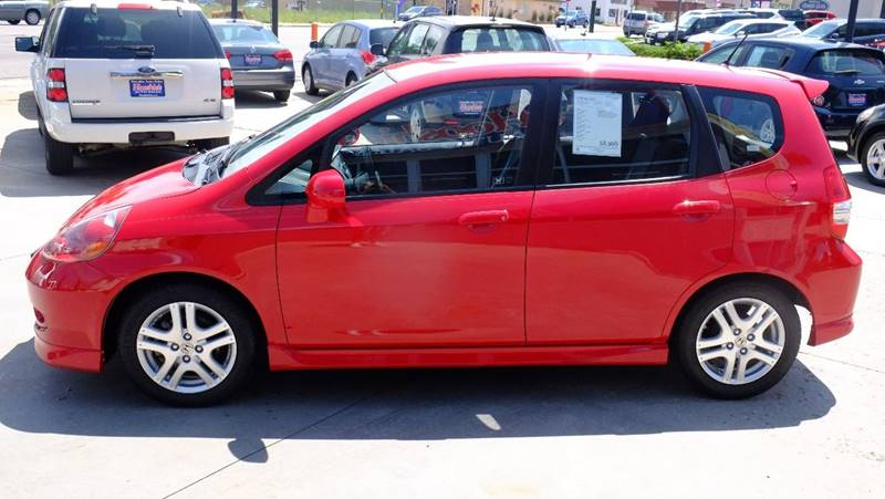 2008 Honda Fit Sport 4dr Hatchback 5M - Englewood CO