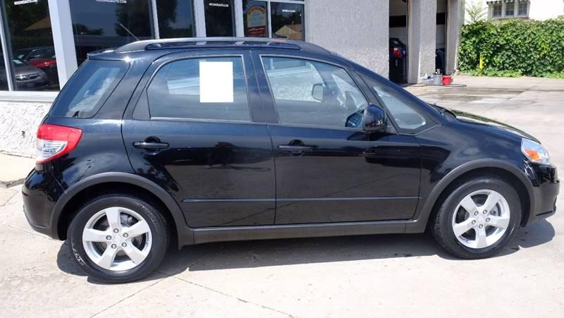 2012 Suzuki SX4 Crossover AWD 4dr Crossover - Denver CO