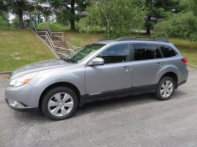 2010 Subaru Outback AWD 2.5i Premium 4dr Wagon CVT - Denver CO