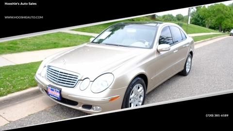 2003 Mercedes-Benz E-Class for sale in Denver, CO