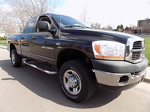 2006 Dodge Ram Pickup 2500 for sale in Englewood, CO